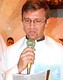 Padre Jan Bacal, MIC